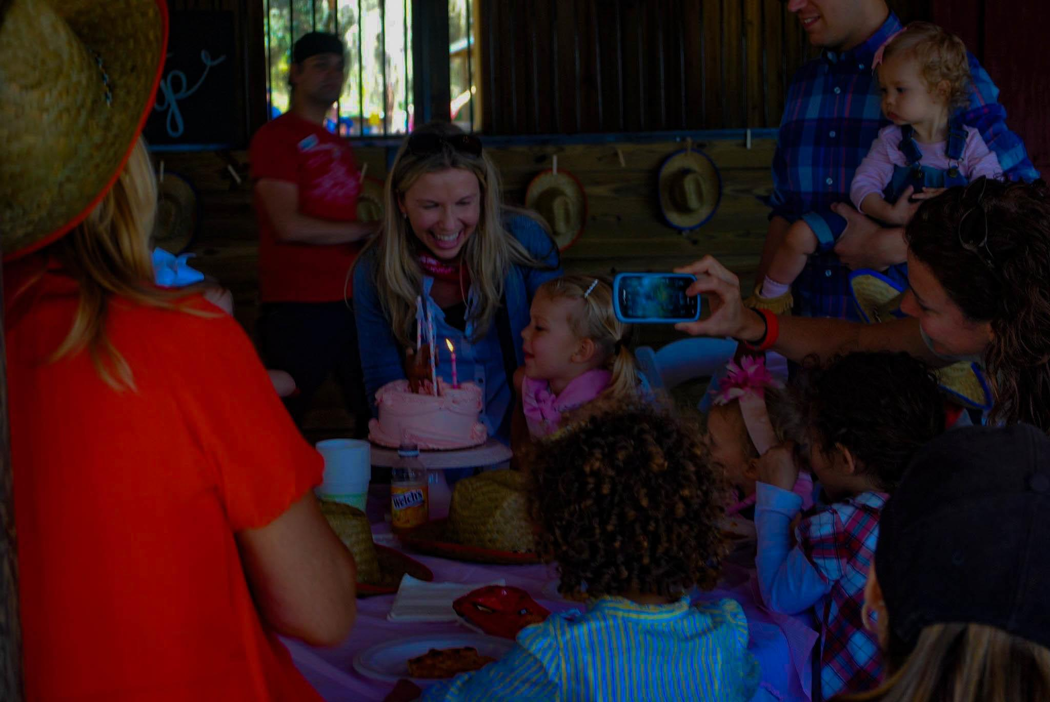 Kids Birthday Party Places