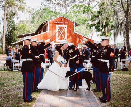 pinellas wedding venue